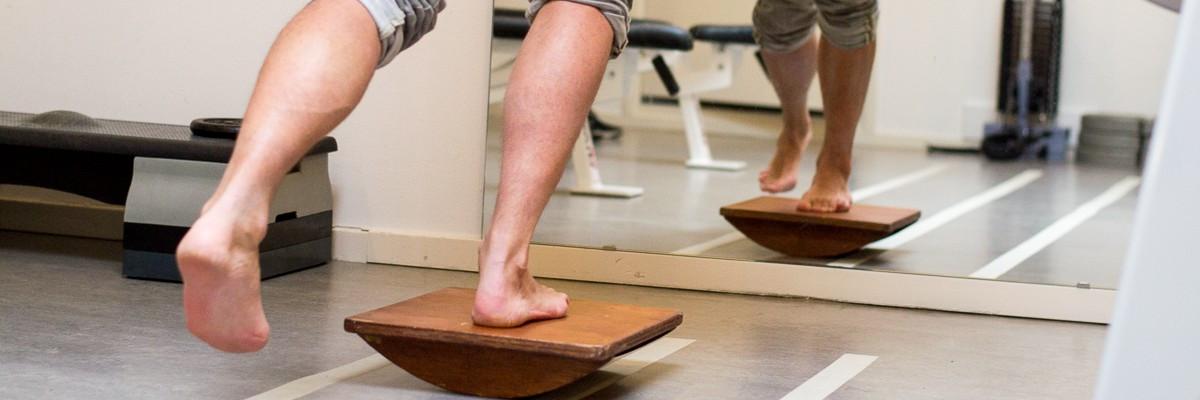 Fysiotherapie bewegingsoefening Fysio Beter Bewegen